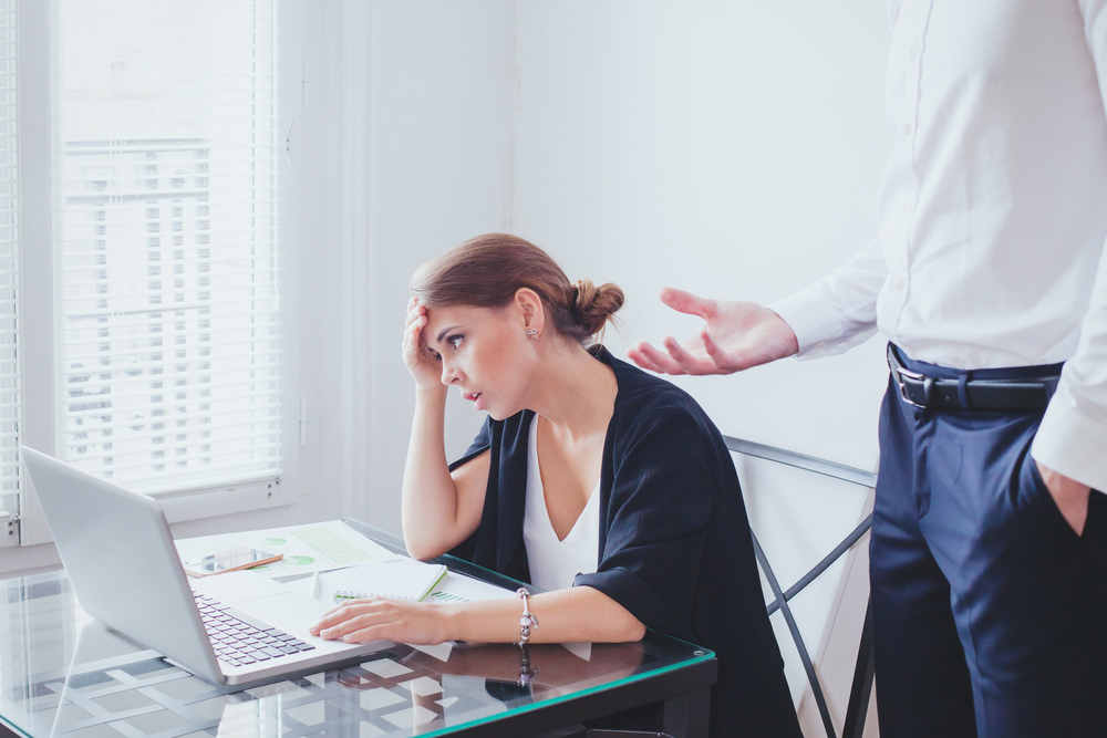 MICRO-MANAGEMENT GETS ALL THE ATTENTION, BUT UNDER-MANAGEMENT IS PROBABLY MORE COMMON